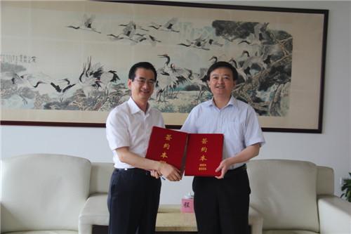 北京航天总医院成为南通大学教学医院